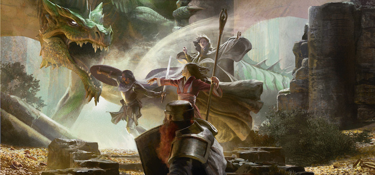 Best Tabletop RPG Games 2020