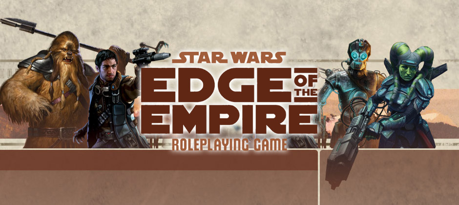 Star Wars: Edge of the Empire – Beginner Game Review