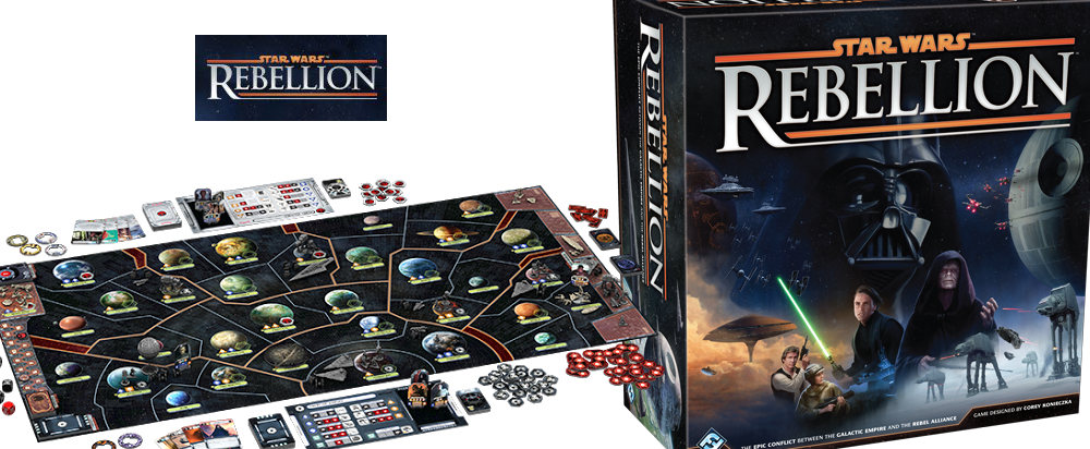 Star Wars: Rebellion Board Game Review